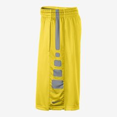 $45 Nike Elite Stripe Men's Basketball Shorts