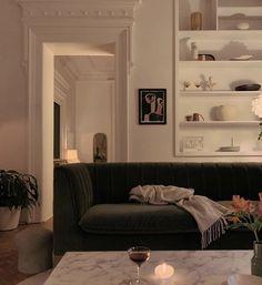 Dream House Interior, Dream Home Design, House Design, Ideas Terraza, Appartement Design, Dream Apartment, Decoration Design, Aesthetic Bedroom, Dream Rooms