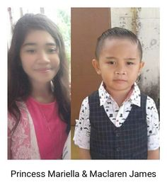 To my living doll, Princess Mariella, you've grown up so fast. Stay smart and beautiful. To my one and only prince, Maclaren James, baby always be good and stay sweet. I miss you both. I'll see you soon. Mommy loves you so much.  #christmasparty@school #Dec22 #myprince&princess #mylife #mylove