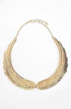 Obsessed with this statement necklace (only $22)