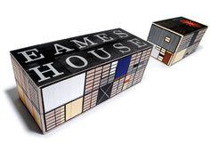 eames: eames house blocks.