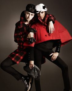 Burberry Autumn/Winter 2011 Campaign