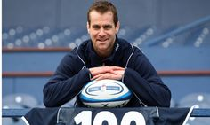 Chris Paterson. Scottish rugby legend.
