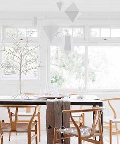 #Decoración de #mesas navideñas: escoge la #silla perfecta  #tips #Navidad #deco