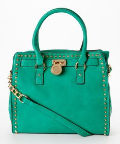 MKF Collection Jade Stone Tote | zulily