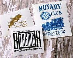 """As I'm getting ready to set up my Etsy shop and sell my sewing treasures, these labels would be perfect to add my branding """"Tammy's Treasure Trove.""""  NameMakerClothingLabels"""