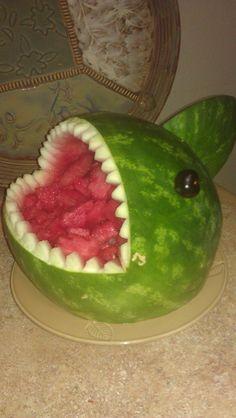 My watermellon shark