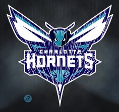 Artwork about the logo Charlotte Hornets
