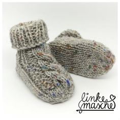 Tweed, Slippers, Etsy, Fashion, Pigtail, Newborns, Wool, Grey, Clothes