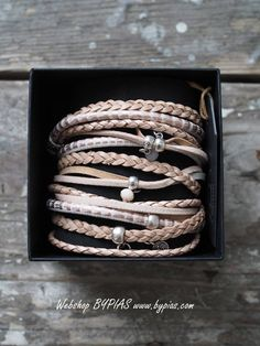 BYPIAS - BRACELETS on webshop www.bypias.com