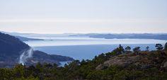 Hardanger Fjord in Norway| Vịnh Hardanger ở Na Uy