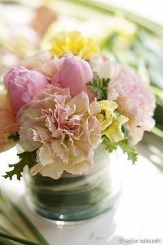 a spring arrangement