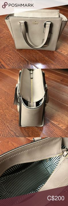 Open to offers Authentic Kate Spade Handbag Open to offers Authentic Kate Spade Handbag jennjones xo yycposher My Posh Picks Open to offers Authentic Kate Spade Handbag USED nbsp hellip kate spade handbag Kate Spade Handbags, Kate Spade Bag, Dust Bag, Zip Around Wallet, Fashion Tips, Fashion Trends, Satchels, Accessories, Things To Sell