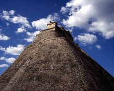 Temple of the Magician - Uxmal, Mexico