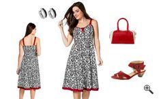Festliche Kleider zur Taufe: Das ist Sandras Traum Outfit... http://www.fancybeast.de/festliche-kleider-zur-taufe-als-gast-frau-outfit-zur-taufe/ #Kleider #Taufe #Outfit #Dress #Blusenkleider #Fashion Outfit zur Taufe Festliche Kleider zur Taufe als Gast Frau