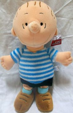 """UFS Peanuts Snoopy, 12"""" Linus Plush Stuffed Cuddly Soft Doll Toy Peanuts LINUS, GIFTS FOR FRIENDS   if you wish to buy just CLICK on AMAZON right HERE http://www.amazon.com/dp/B0044C7CQ0/ref=cm_sw_r_pi_dp_Hs.Rsb0ZYFP8WRKJ"""