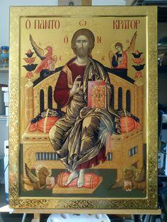 Domnul nostru Iisus Hristos   iconografis