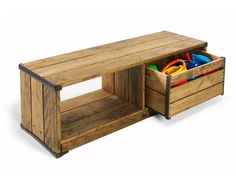 Wooden outdoor storage, built to last. Just right for the outdoor classroom.