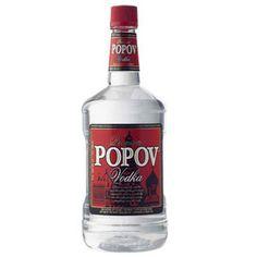 Popov Vodka and Crantastic Popular Beers, Cheap Vodka Brands, Most Popular Alcoholic Drinks, Pickled Red Cabbage, Vodka Drinks, Cocktails, Beer Snob, Beer Batter, Cocktail