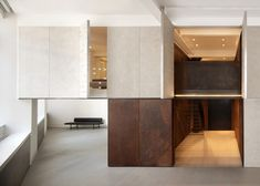 British studio 1508  has converted a Victorian submit workplace in London into an apartment.