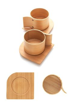 Alpha Cup. Yukio Hashimoto Design Studio Atelier.