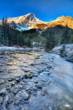 Smith Dorrien Stream by Jeff Wiebe on 500px