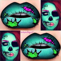depechegurl #cosmetics #makeup #lip #eye #face