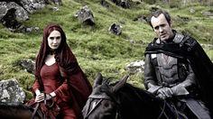 Mellisandre and Stannis Baratheon - Halloween costume idea?