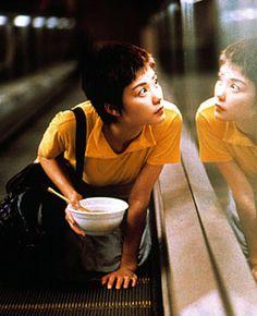 Faye Wong in 'Chungking Express'.