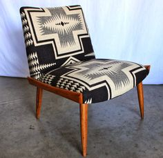 MODERNHAUS: SHOP UPDATE: Mid Century Pendleton Chair, Pair of Danish Bentwood Armchairs, and Tendo Mokko style chrome rocking chair