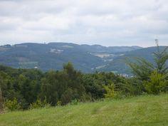 Berge  im Sauerland