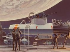 The original idea with the Y-wing was to evoke memories of WWII bombers. The war was a lot fresher in the national consciousness then, and Ralph McQuarrie was a veteran