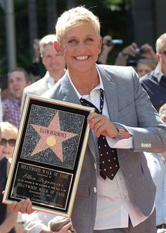 Happy 58th birthday to Ellen DeGeneres! How are you related?