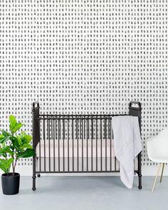 Removable Wallpaper - Gray Tiles