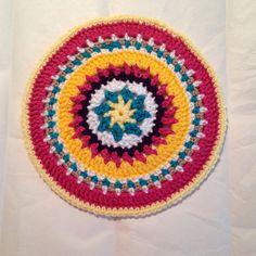 Ravelry: MrsMcD918's Yarndale Mandala