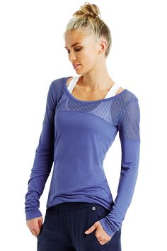 South Beach L/Slv Top | Just Landed | New In | Categories | Lorna Jane US Site