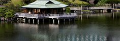 A la découverte du parc de Hama-Rikyū
