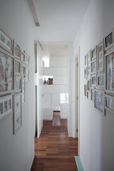 corredor-branco-com-fotos-claudia-pecego (Foto: Fran Parente/Casa e Jardim)