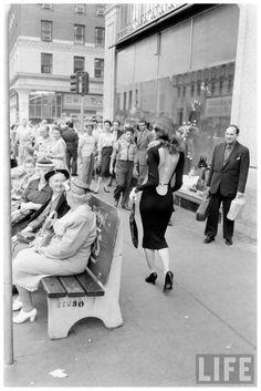 Vicky Dougan - Hollywood, 1957