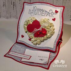 Bryllupskort - starten på et nytt kapittel