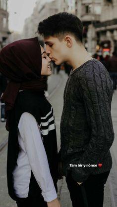 Cute Couple Selfies, Cute Couple Images, Cute Love Couple, Muslim Couple Photography, Romantic Couples Photography, Wedding Photography, Cute Muslim Couples, Cute Couples Goals, Islamic Girl Images