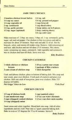 The Cane Creek cookbook Retro Recipes, Old Recipes, Entree Recipes, Vintage Recipes, Turkey Recipes, Crockpot Recipes, Chicken Recipes, Dinner Recipes, Cooking Recipes