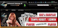 tampilan poker228 Poker, Robot, Dan, Games, Gaming, Robots, Plays, Game, Toys