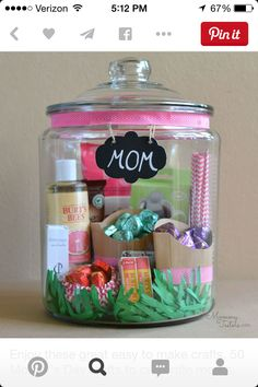 Think I'm gonna do this for my moms b day coming up