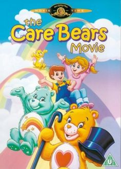 The Care Bears, saw this in 2nd or 3rd grade in the theatre downtown Connersville
