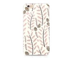 This very pretty phone case features lovely branches with pink leaves, twigs, and pinecones on a light cream background. This botanical case will definitely become one of your favorites!  AVAILABLE DEVICE SIZES: iPhone 7 Plus (tough option only) iPhone 7 iPhone 6S Plus iPhone 6S iPhone 6 Plus iPhone 6 iPhone 5/5S iPhone 5C iPhone 4/4S Samsung Galaxy 7 Edge (tough option only) Samsung Galaxy 7 (tough option only) Samsung Galaxy 6 Samsung Galaxy 6 Edge (tough option only) Samsung Galaxy 6…