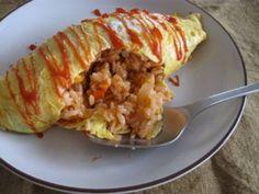 Omurice! Japanese Omlet Rice