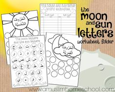 a muslim homeschool: Arabic alphabet
