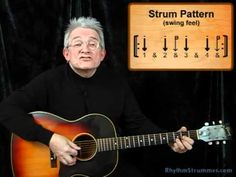 With a Little Help from my Friends Easy Acoustic Guitar Lesson - YouTube