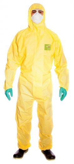 Combinaison pour virus Ebola